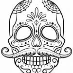 Sugar Skull Coloring Inspirational Beautiful Skull Candy Coloring Pages Nocn