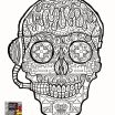 Sugar Skull Coloring Page Awesome 25 Free Printable Skull Coloring Pages Collection Coloring Sheets