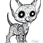 Sugar Skull Coloring Page Awesome Coloring Page Coloring Page Stunning Girly Sugar Skull Pages