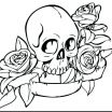Sugar Skull Coloring Page Best Of Skull Color Pages – Zupa Miljevci