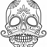 Sugar Skull Coloring Page Inspirational Coloring Page Coloring Pages Free Printable Sugar Skull Food for