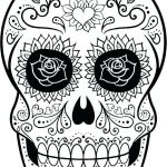 Sugar Skull Coloring Pages Pdf Free Download Amazing Sugar Skull Color Pages Free Sugar Skull Coloring Pages Sugar Skulls