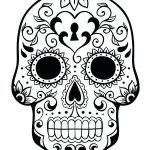 Sugar Skull Coloring Pages Pdf Free Download Brilliant Sugar Skull Coloring Pages Pdf – Coloring Newest Games