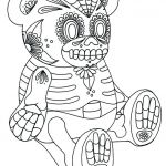 Sugar Skull Coloring Pages Pdf Free Download Inspirational Skull Color Pages – Zupa Miljevci