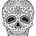 Sugar Skull Coloring Pages Pdf Free Download Inspiring Coloring Book World Beautiful Stocks Sugar Skull Coloring Book