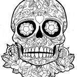 Sugar Skull Coloring Pages Pdf Free Download Marvelous Sugar Skull Free Coloring Pages Luxury 20 Free Printable Sugar Skull