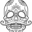 Sugar Skull Coloring Pages Printable Free New Coloring Page Coloring Page Fantastic Sugar Skull Pages Unique