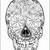 Sugar Skull Girl Coloring Pages Creative Lovely Candy Skulls Coloring Pages – Lovespells