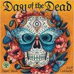 Sugar Skull Print Outs Inspired Day Of the Dead 2019 Wall Calendar Sugar Skulls Kate O Hara