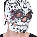Sugar Skull top Hat Exclusive Day Of the Dead Costumes Accessories and Party Supplies