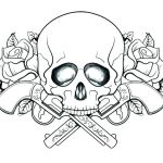 Sugar Skulls Coloring Pages Free Awesome Free Printable Day the Dead Coloring Pages Awesome Day the Dead