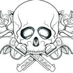 Sugar Skulls Coloring Pages Free Inspirational Free Printable Day the Dead Coloring Pages Awesome Day the Dead