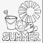 Sumer Coloring Pages Excellent Coloring Pages Summer Vacation Printable Sumer Coloring Pages In