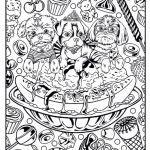 Summer Coloring Page Awesome Summer Coloring Page