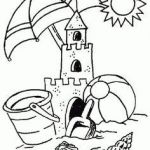 Summer Vacation Coloring Page Best 279 Best Summer Coloring Pages Images In 2019