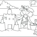 Summer Vacation Coloring Page Elegant Summer Printable Coloring Pages – Healthwarehouse