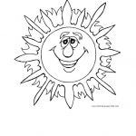 Summer Vacation Coloring Page Pretty 243 Summer Coloring Pages for Kids