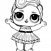 Super Coloring Pages Inspirational Lol Doll Luxe Coloring Page