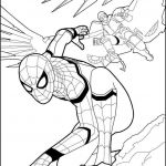 Super Hero Coloring Pages Exclusive Spider Map Fresh How to Draw Superheroes New Spider Man Coloring