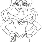 Super Hero Coloring Pages Marvelous 22 Female Superhero Coloring Pages Gallery Coloring Sheets