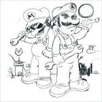 Super Mario Coloring Book Best Printable Coloring Pages for Boys Lovely Super Mario Bros Coloring