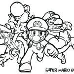 Super Mario Coloring Books Inspiration Super Cool Coloring Pages – Fashionpost