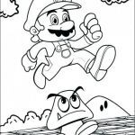 Super Mario Coloring Books Inspiring Bowser Coloring Page