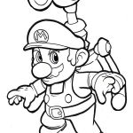 Super Mario Coloring Books Inspiring Free Printable Mario Coloring Pages for Kids