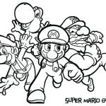 Super Mario Coloring Page Awesome Super Cool Coloring Pages – Fashionpost