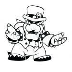 Super Mario Coloring Page Awesome Super Mario World Coloring Pages New Printable Mario Coloring Pages