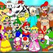 Super Mario Coloring Page Excellent Kart Coloring Pages Luxury Bros New Line O D Mario 8