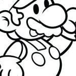Super Mario Coloring Page Exclusive Paper Mario and Luigi Coloring Pages Super Printable Agreeable Color