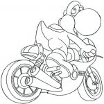 Super Mario Coloring Page Inspiration Kart Coloring Pages Luxury Bros New Line O D Mario 8