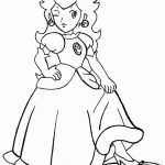 Super Mario Coloring Page Inspired Coloring Sheets Princess Printable Fresh Super Mario Coloring Page