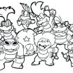 Super Mario Coloring Page Pretty Awesome Super Mario Bro Coloring Pages – Fym