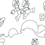 Super Mario Coloring Page Pretty Mario Coloring Pages Online – 488websitedesign