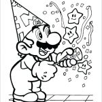 Super Mario Coloring Pages Creative Super Mario Coloring Page Luxury S Mario Coloring Pages Line