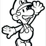 Super Mario Coloring Pages Excellent Super Mario Coloring Page Beautiful Mario Coloring Line