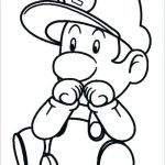 Super Mario Coloring Pages Exclusive Super Mario Boo Coloring Pages New Super Mario Coloring Pages