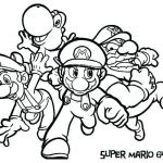 Super Mario Coloring Pages Inspiration Super Cool Coloring Pages – Fashionpost