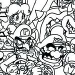 Super Mario Coloring Pages Inspirational Free Mario Coloring Pages Luxury Free Printable Coloring Pages Super