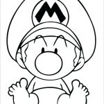 Super Mario Coloring Pages Inspired Beautiful Yoshi Coloring Page Fvgiment