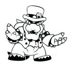 Super Mario Coloring Pages Inspired Coloring Pages Luigi Coloring Pages Line and O D Colouring Super
