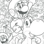 Super Mario Coloring Pages Inspired Coloring Pages Mario Brothers Colouring Pages Super Odyssey