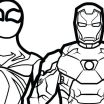 Superman Color Book Inspiring Spiderman Logo Coloring Pages 650 366 Colouring Spiderman
