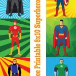 Superman Logo Printables Fresh Free Superhero Printable Signs