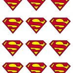 Superman Logo Printables Fresh Printable Superman Logos