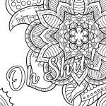 Swear Coloring Pages Awesome Adult Coloring Pages Swear Words Malvorlagen Zeichnen Cursing