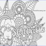 Swear Coloring Pages Beautiful 14 Awesome Adult Swear Word Coloring Book