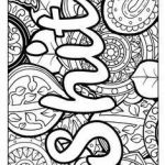 Swear Coloring Pages Best Fresh Sweet Life Deck Coloring Pages – Kursknews